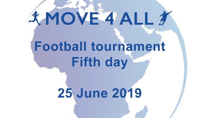 Football tournament: fifth day