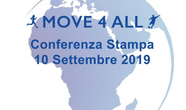 Conferenza Stampa corsa 5 km del 20 settembre