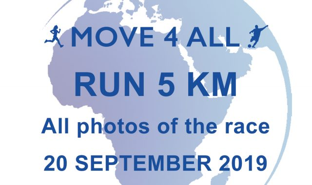 All photos of the Move 4 All race